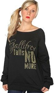 Doctor Who Gallifrey Falls No More Sweater