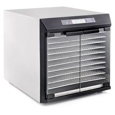 Excalibur EXC10EL Stainless Commercial Dehydrator