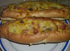 Hot Dogs, Ham, Appetizers, Pizza, Ethnic Recipes, Food, Meal, Essen, Hoods