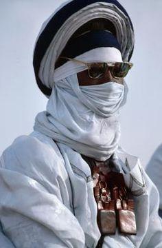 Africa | Tuareg nomad.  Niger | ©Mark Edwards