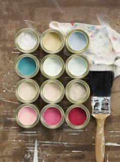 Coastal Style: Porter's Paints