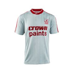 LFC 87/88 Away Retro Shirt | Liverpool FC Official Store.......WANT!!!!!!!!!!!