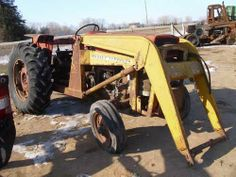 Massey Ferguson 150 tractor. Salvaged for used parts. All States Ag Parts 877-530-4430
