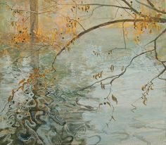 Ruth Stage: Composition with Catkins —Campden Gallery, fine art, Chipping Campden, England, UK Landscape Art, Landscape Paintings, Art Gallery Uk, Modern Art, Contemporary Art, Painting Still Life, Photo Tree, Pastel Art, Types Of Art