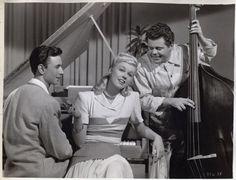 Doris's debut in Romance on the high seas