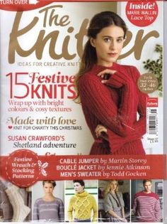 The Knitter Issue 52