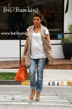 10 Pregnant Celebrities: Maternity Style Trends wish I woulda seen this when I was preggo