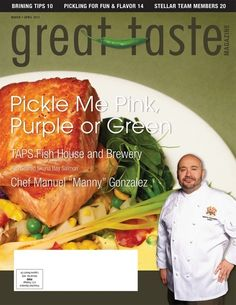 Great Taste Magazine 2012 March April Issue