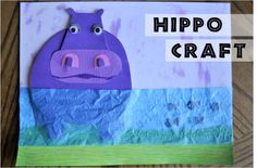 I HEART CRAFTY THINGS: The HICCUPotamus Craft