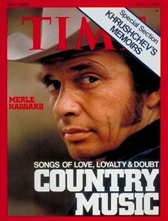 TIME Magazine Cover: Merle Haggard -- May 6, 1974