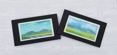 It's mountain vibes all the way here in Virginia!  You can get these happy peaks at @thewhitebrickhouse ...come see us and check out all the great vendors!  #coloryourhomehappy Bedford Va, White Brick Houses, Come And See, Happy Heart, All The Way, Virginia, Mountain, Photo And Video, Frame