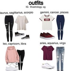 Im a capicorn but i would were scorpio's outfit