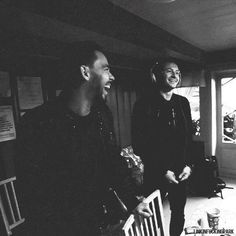 Mike Shinoda & Chester Bennington - Linkin Park