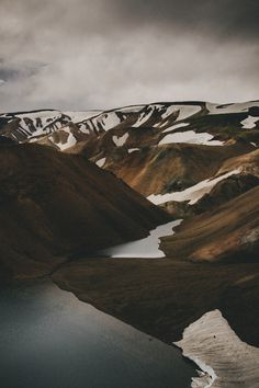 Mountain Lake | by Bench & Compass