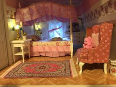 Real Good Toys - The New Orleans Dollhouse - Master Bedroom