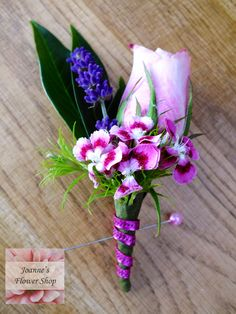 Sweet William Wedding Collection | Boutonnière