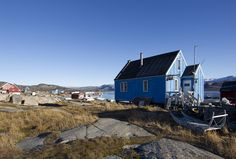 Oqaatsut, Greenland. Getty Images.