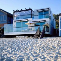 Cool beach house # Pinterest++ for iPad #