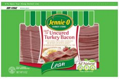 how to cook uncured turkey bacon