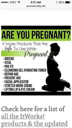 We have products for pregnant women!!! www.krystalbauer.com  #prego #pretty…