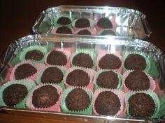 Trufas de chocolate!!