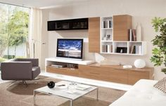 Collections Rimobel Crea TV Units, Spain Crea Composition CR 1114