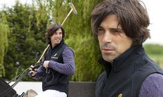 Meet Polo's pukka pin-up: the impossibly handsome sports star and model Nacho Figueras