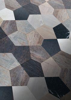 Wooden parquet PENTHA - @ideeparquet