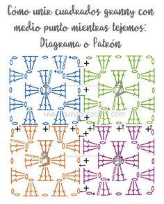 Aprendiendo a tejer crochet Archivos - Mundo Crochet