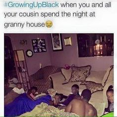 #GrowingupBlack... | AfricanAmerica.org