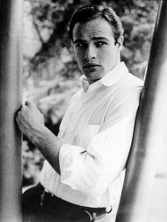 Happy birthday, Marlon Brando.
