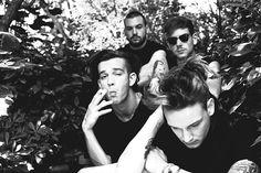 The 1975 // George Daniel // Ross MacDonald // Adam Hann // Matthew Healy