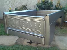 cacamba modelo studbaker step side