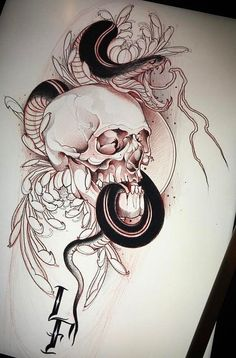japanese tattoos designs and meanings Skeleton Tattoos, Skull Tattoos, Leg Tattoos, Body Art Tattoos, Sleeve Tattoos, Dibujos Tattoo, Desenho Tattoo, Japanese Tattoo Art, Japanese Tattoo Designs