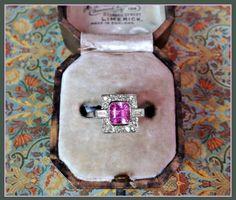 Diamond Engagement Rings, Antique Jewellery Silver and Watches Antique Jewelry, Silver Jewelry, Vintage Jewelry, Vintage Diamond, Diamond Art, Art Deco Jewelry, Unique Vintage, Diamond Engagement Rings, Galway Ireland