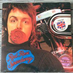 Paul McCartney Red rose speedway