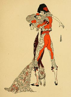 Carmen - Hans Henning Voigt (1887–1969) better known as Alastair