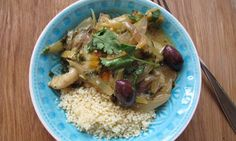 Felicity Cloake's perfect chicken tagine. Photograph: Felicity Cloake for the Guardian