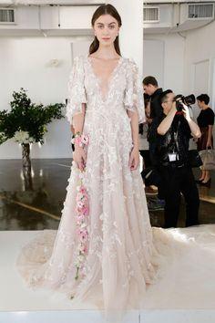 Robes de mariée 2018 - Le son de la mode