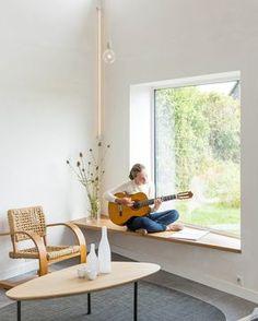Sitzfenster mit schrägem Fensterbrett?