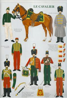 The Guides of The French Imperial Guard by Andre Joineau