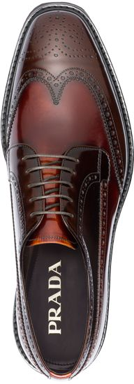 Prada shoes for men | Raddest Looks On The Internet: http://www.raddestlooks.org