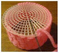 Make your AG Doll an Easter Basket - AG Doll Crafts