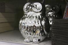 Silver Owl (at Meijer store #MeijerDormDecor #DormDecors)