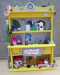 miniature fairy hutch - Google Search