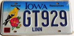 Etat de l'Iowa