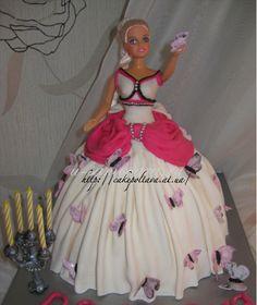 Принцесса розовых бабочек