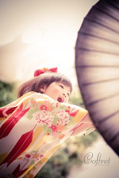 Little girl of Kimono. Baby Photos, Family Photos, Kabuki Costume, Japanese Photography, Asian Love, Kids Laughing, Rite Of Passage, Japanese Outfits, Yukata
