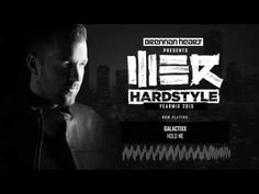 Brennan Heart presents WE R Hardstyle - April 2016 - YouTube