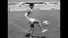 Keepy-Uppy, Benfica Lissabon, Training Ground, Football Training, Lisbon, Sports Club, Practicing, Professional Footballer, Soccer Ball, Football Player (Soccer), Team Sport, Personality, Professional (Sports), Capital City, Historical Footage, Man (Human), Day,